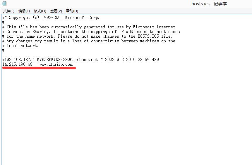 本地强制域名立即解析服务器IP插图3