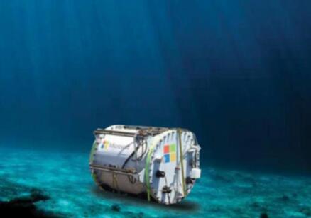 微软数据中心沉海底怎么回事?数据中心飞天遁地了?