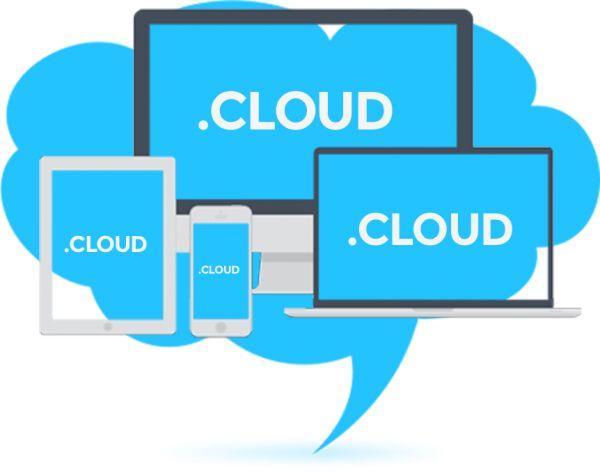 """艾鲁云铭科技成为"""".cloud""""云域名顶级域域名注册管理机构插图"""