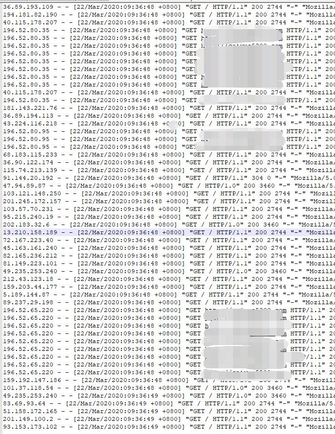 如何检查使用百度云加速后的源服务器IP是否暴露了插图3