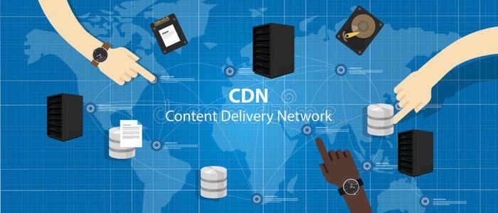 百度云加速与一般内容分发CDN区别插图