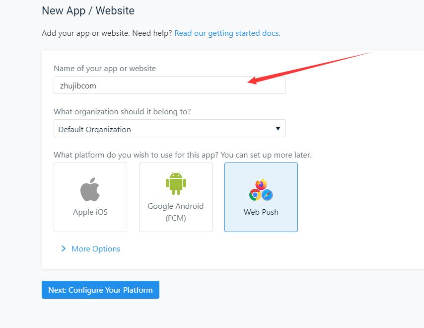 OneSignal Push Notifications插件:免费实现wordpress博客订阅更新推送功能插图1