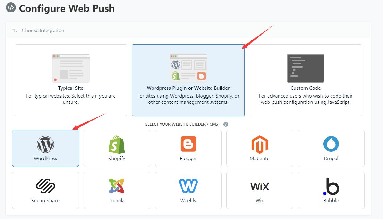 OneSignal Push Notifications插件:免费实现wordpress博客订阅更新推送功能插图2