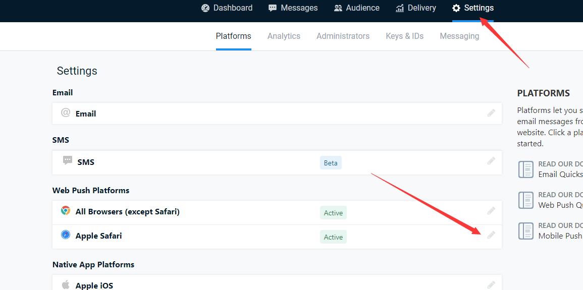 OneSignal Push Notifications插件:免费实现wordpress博客订阅更新推送功能插图6