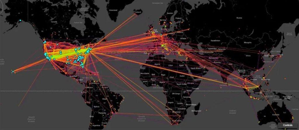 BGP重大泄漏:全球各地的数千个网络瘫痪插图