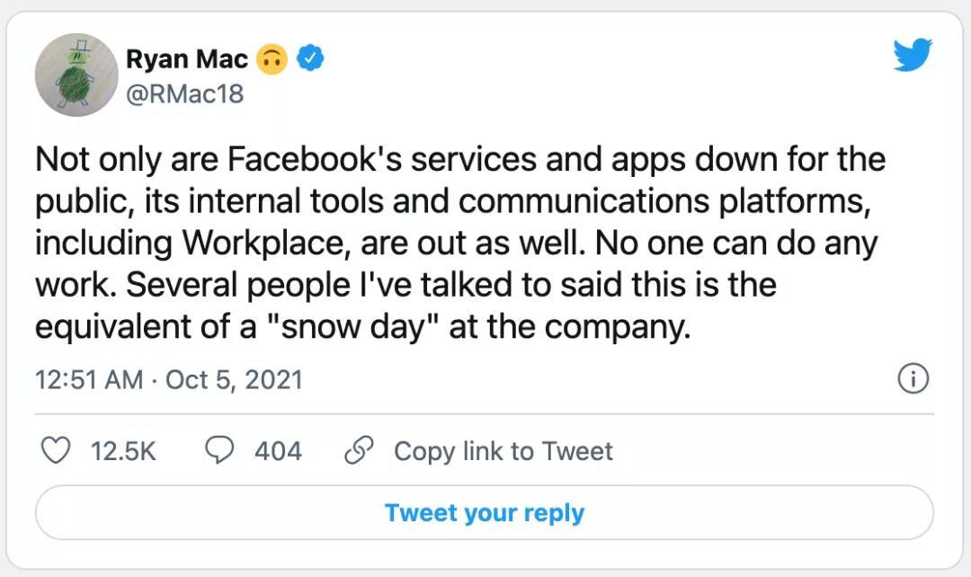 又一起BGP路由故障事件:Facebook 大瘫痪,6个小时无法访问插图4