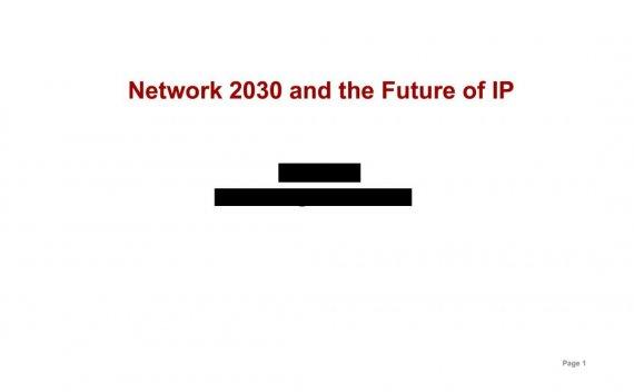 """华为向联合国提议重构互联网:采用新的核心网络技术新标准,名为""""New IP"""""""