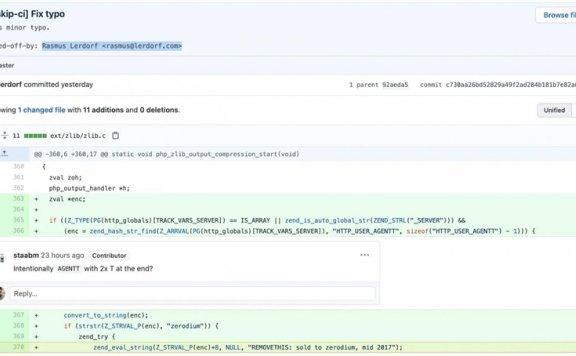 PHP的Git服务器被黑客攻击 源码库被添加后门